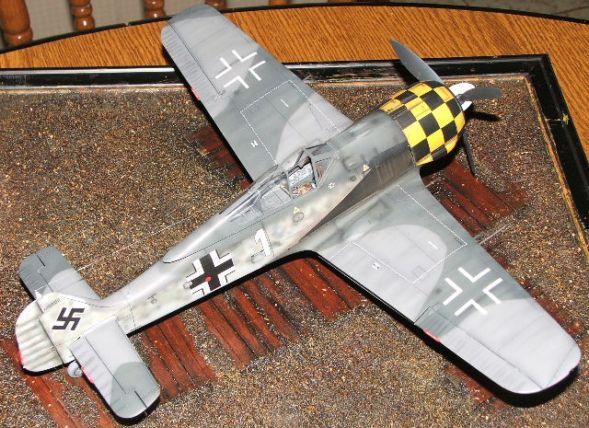 1/32nd Focke Wulf Fw190 A5 712