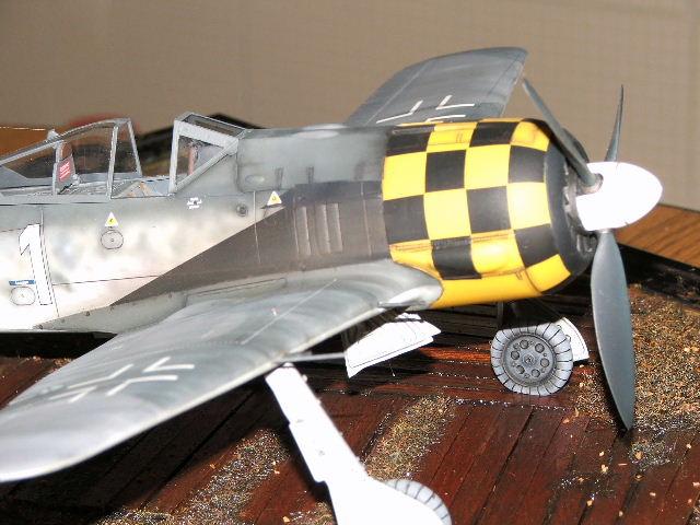 1/32nd Focke Wulf Fw190 A5 812