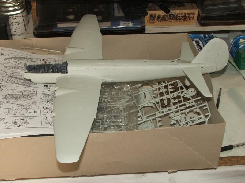 In progress.....1/32nd Junkers Ju88 A1 D10