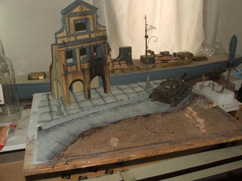 guess what... i'm building a diorama too Dscf0421