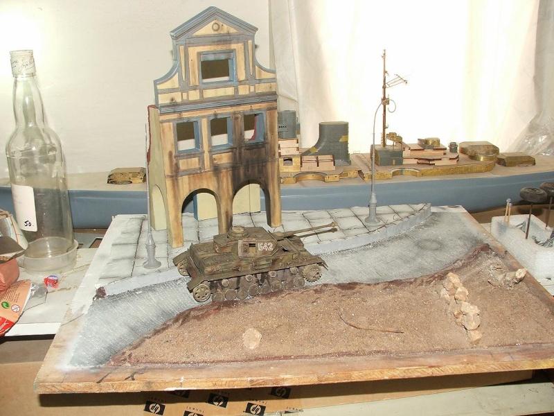 guess what... i'm building a diorama too Dscf0422