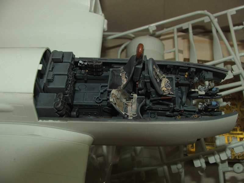 In progress.....1/32nd Junkers Ju88 A1 E10