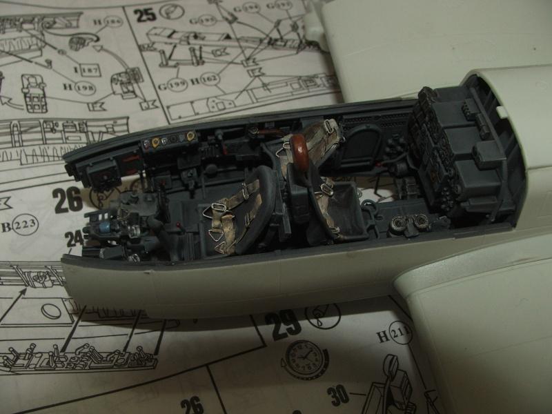 In progress.....1/32nd Junkers Ju88 A1 F10