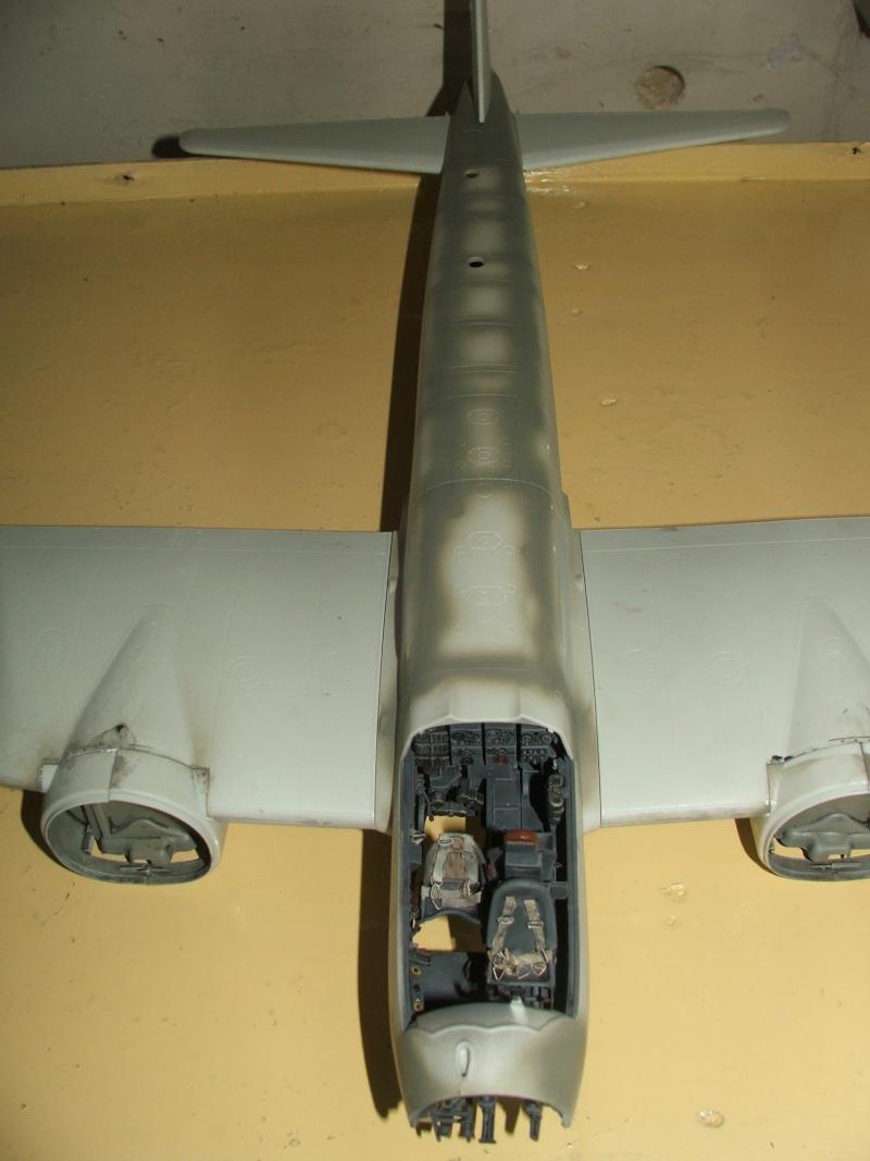 In progress.....1/32nd Junkers Ju88 A1 G10