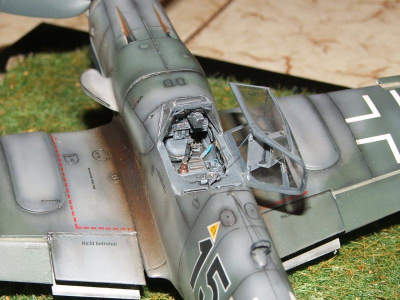 1/32nd Me109 K4's Me109k10