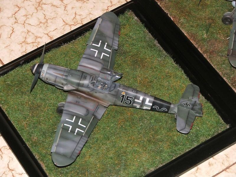 1/32nd Me109 K4's Me109k11