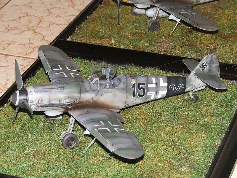 1/32nd Me109 K4's Me109k12
