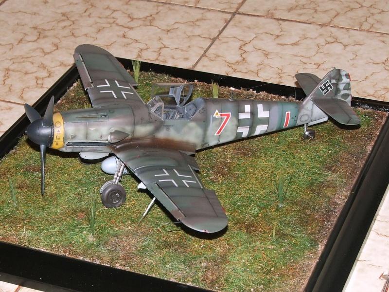 1/32nd Me109 K4's Me109k14