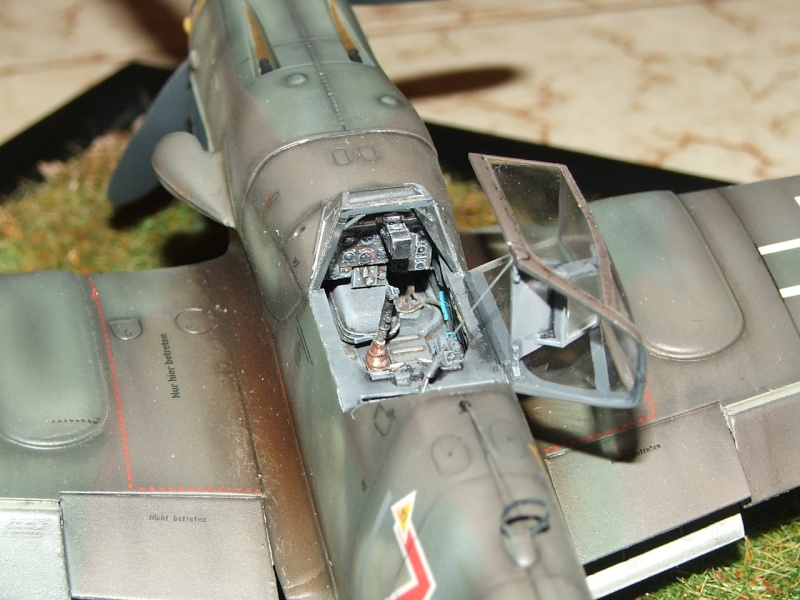 1/32nd Me109 K4's Me109k15