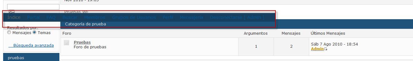 CSS para crear una Navbar Flotante ! Tuto_p11