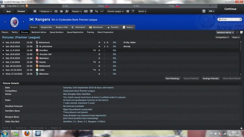 football - Football Management - Vanquiish Style Result10