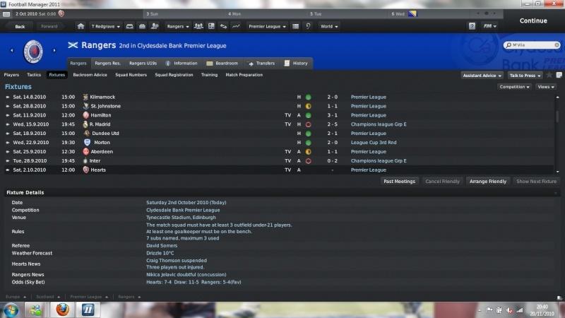 football - Football Management - Vanquiish Style Result11