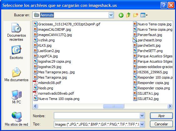 Como subir imagenes a Imageshack en el foro 2_110