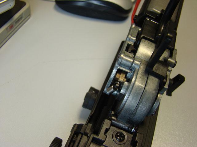 Problema con selector de tiro en M14 669 JAE-100 Kart Cut Off Lever a fondo 310