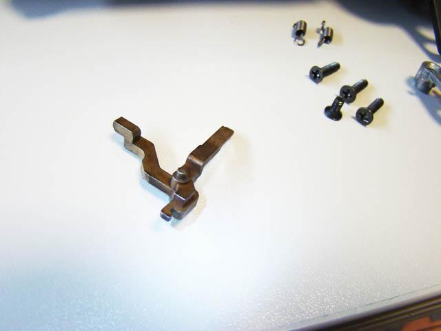 Problema con selector de tiro en M14 669 JAE-100 Kart Cut Off Lever a fondo 710