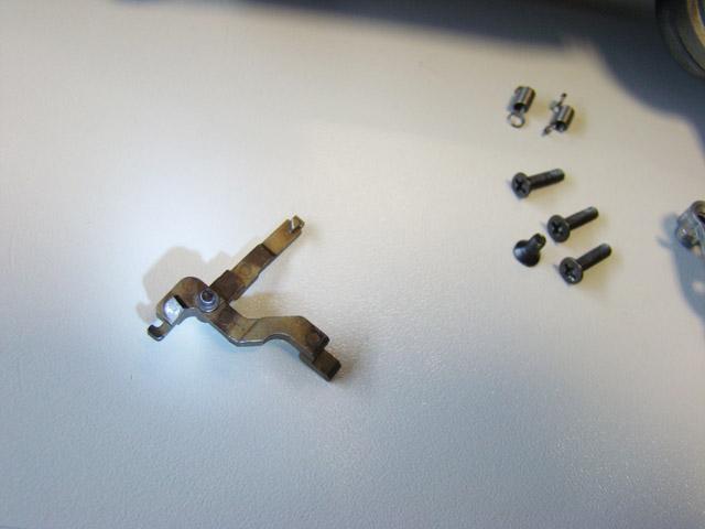 Problema con selector de tiro en M14 669 JAE-100 Kart Cut Off Lever a fondo 810