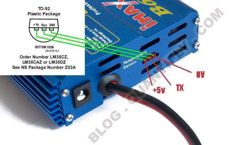Funcionamiento del cargador de baterías Imax B6AC NICD - NIMH - LIPO - LI-ION - LIFE - PLOMO  Imaxb610
