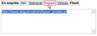 Como poner en el foro una firma automatica (imagen o video) desde el perfil. Insert10