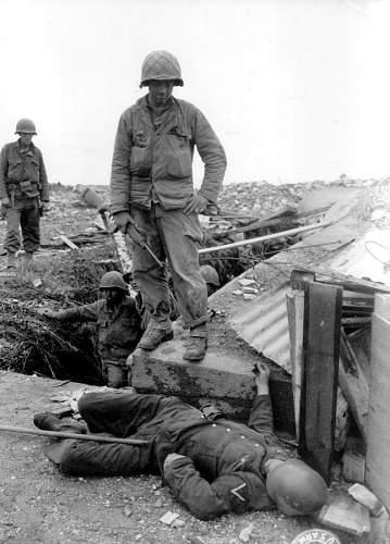 Replicas WWII M110