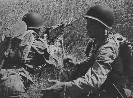 Replicas WWII M1919_10