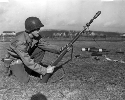 Replicas WWII M1_gar10