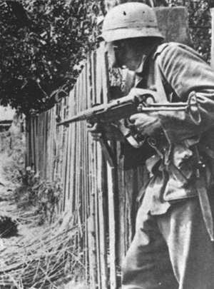 Replicas WWII Mp40-611