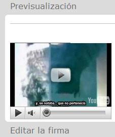 Como poner en el foro una firma automatica (imagen o video) desde el perfil. Previs10