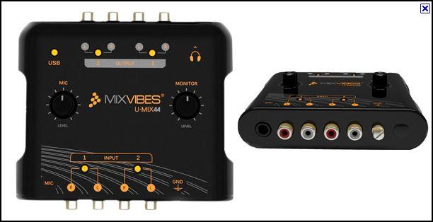 MIXVIBES UMIX44 Cattur46