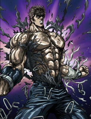 Ken s'entraine Shinky11