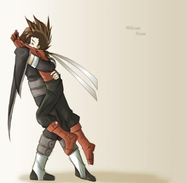 Romantic Shouen-Ai Kratos10