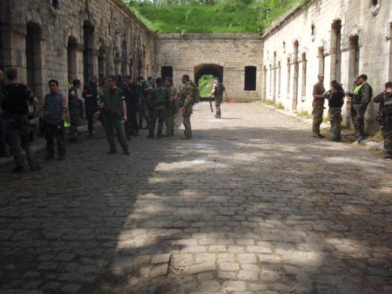 Fort de Mons / Laon Juin 2009 P5244120