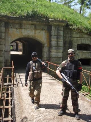 Fort de Mons / Laon Juin 2009 P5244210