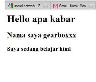 HTML,PHP,Mysql,CSS Masuk sini yach ..... 212