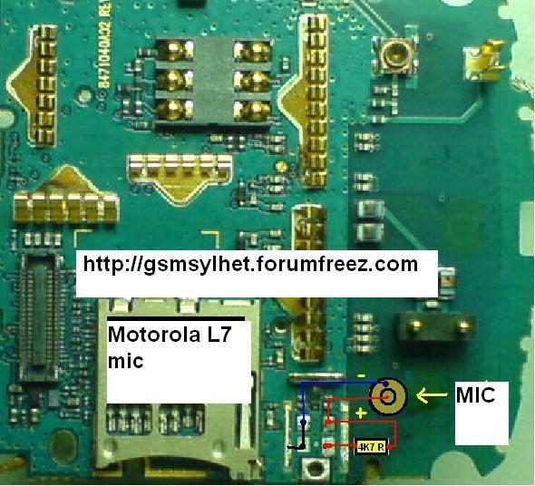 L7 mic not work L7_mic10
