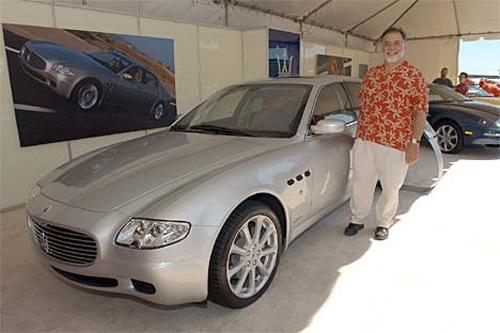 Le Maserati dei VIPssssss Franci10