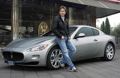 Le Maserati dei VIPssssss James_10
