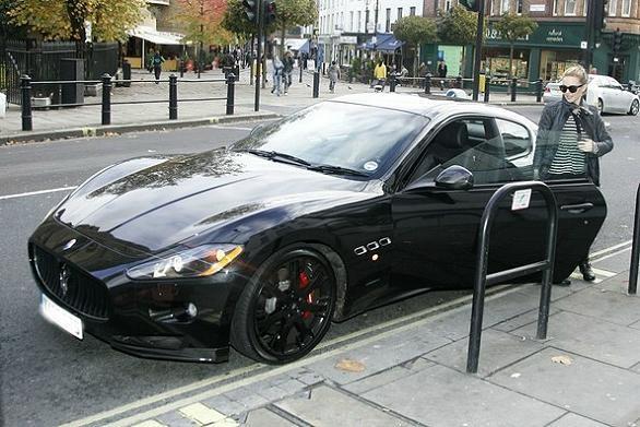 Le Maserati dei VIPssssss Kylie_10