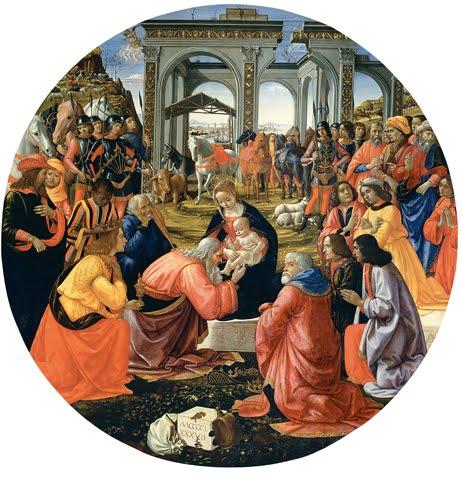 Solennité de l'Épiphanie du Seigneur Adorat10