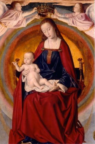 Solennité de Sainte Marie*, Mère de Dieu Tripti12