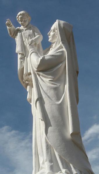 Neuvaine et fête de l'ANNONCIATION* le 25 mars Vierge12