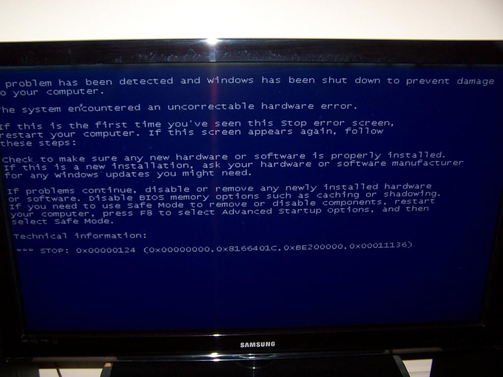 Problème d'installation (écran bleu) 101_6037