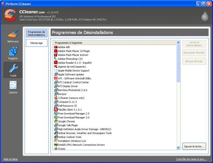 CCleaner 2.30.1130 Nettoyeur efficace pour protéger le système et la vie privée 3_ccle11