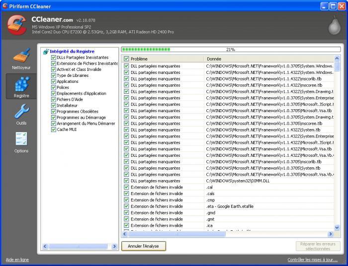 CCleaner 2.30.1130 Nettoyeur efficace pour protéger le système et la vie privée 3_ccle12