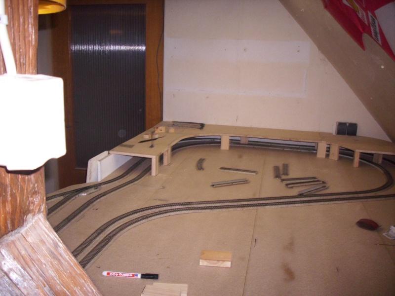 Meine Märklinanlage im Bau Dsci0914