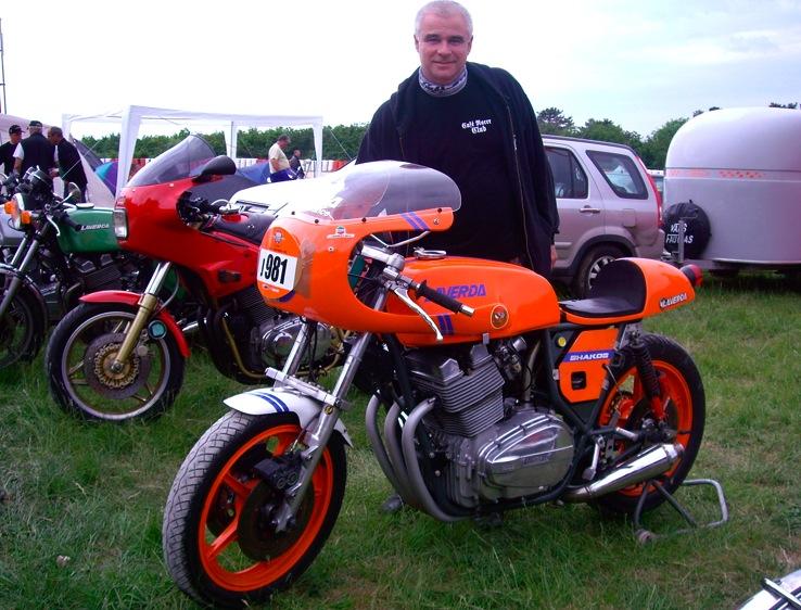 SPLENDIDE : 1972 Honda CB350K4 Pictu310