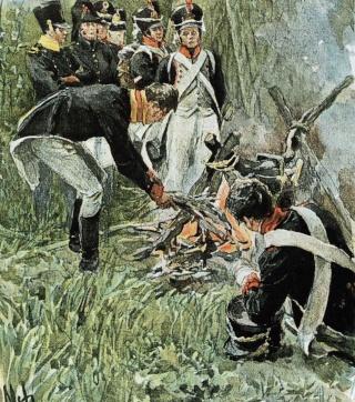 Bataille de Wargram 1210