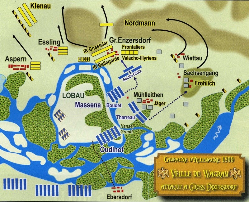 Bataille de Wargram 1810
