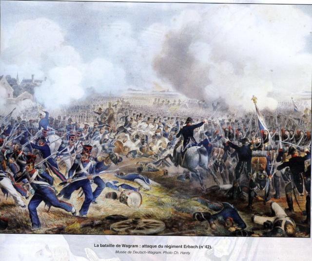 Bataille de Wargram 2610