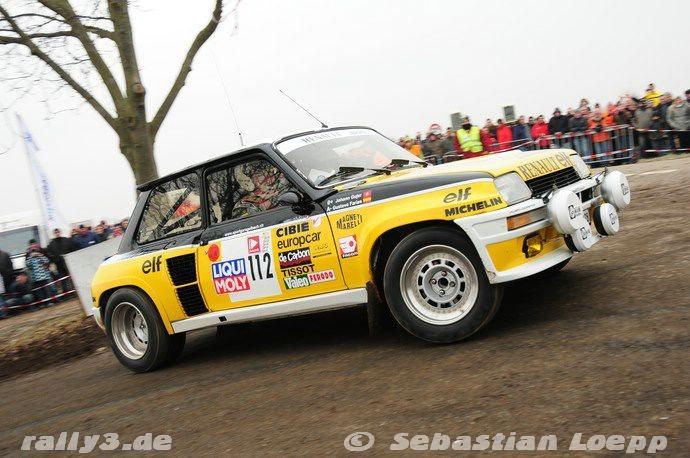 ADAC Historic Rallye 2011 Rally_12