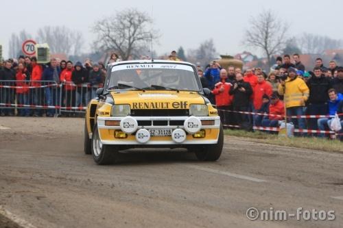 ADAC Historic Rallye 2011 Rallye10